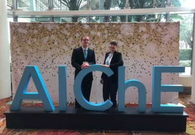 Young SFB researchers at the AiChE Annual Meeting