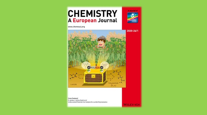 SFB 985 on the cover of Chemistry